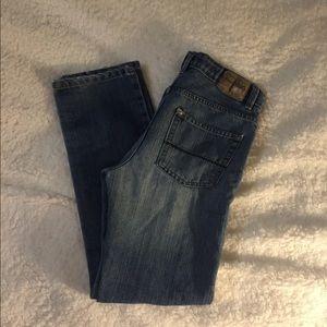 Boys jeans, size 14 skinny